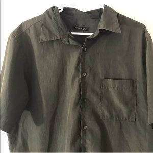 Kenneth Cole Shirts - ❗️SOLD❗️Kenneth Cole Men's Button Front Shirt